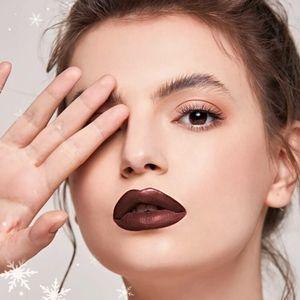 SHEGLAM STARLIGHT Velvet Lipstick-WINE & DINE